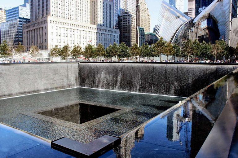 9/11 Memorial NYC