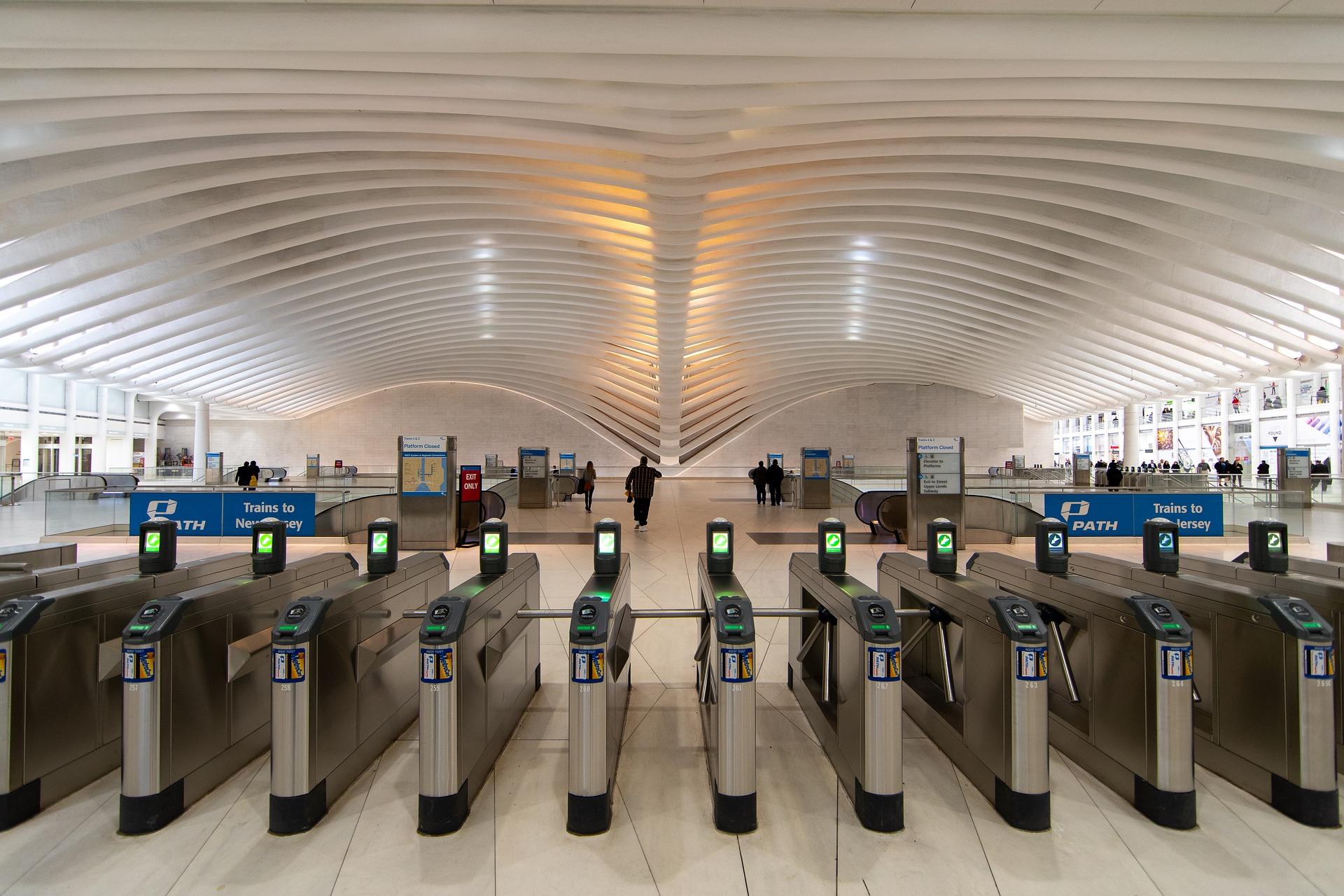 PATH Train Station