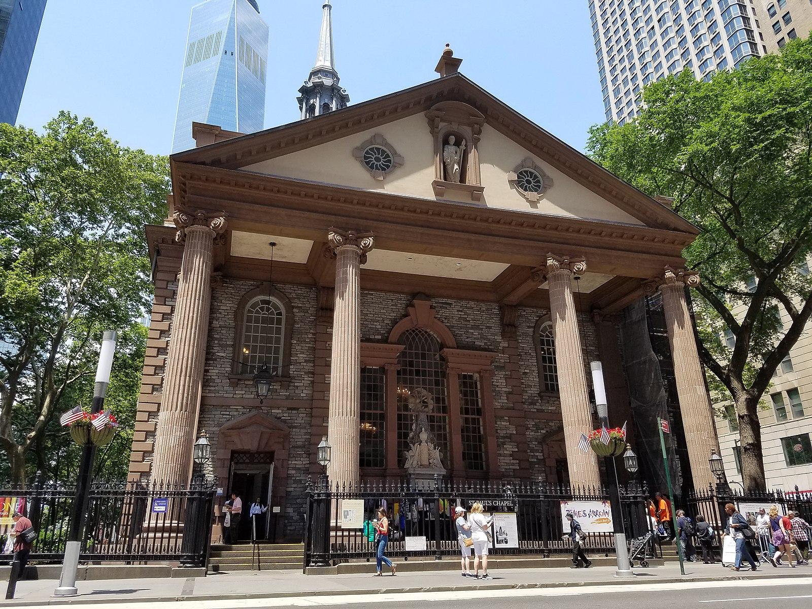 Saint Paul's Chapel