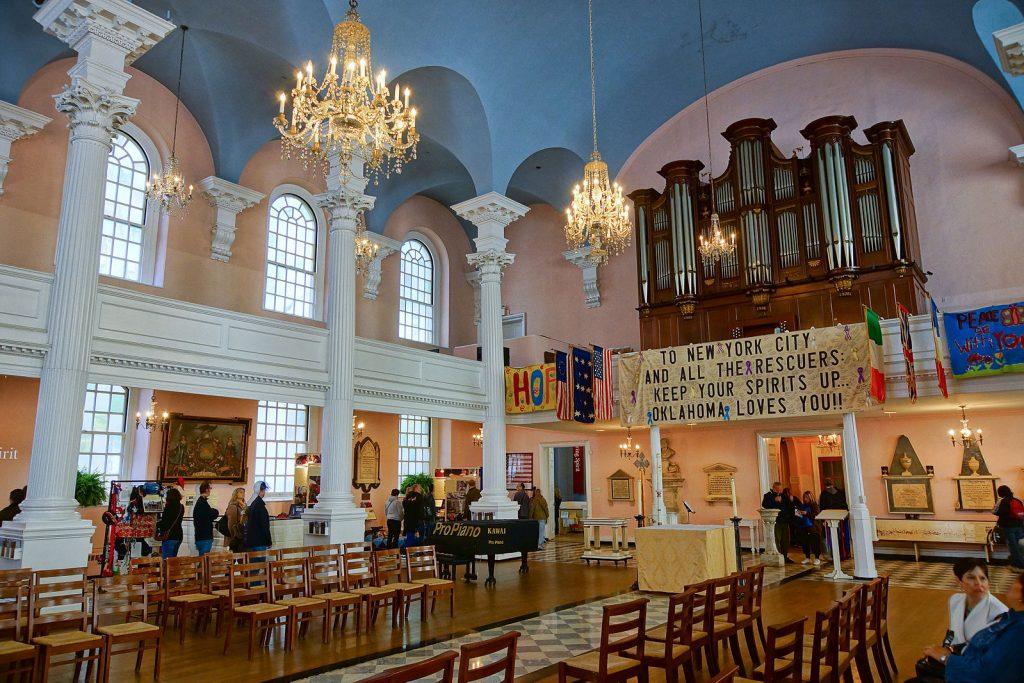 Interior of Saint Paul's