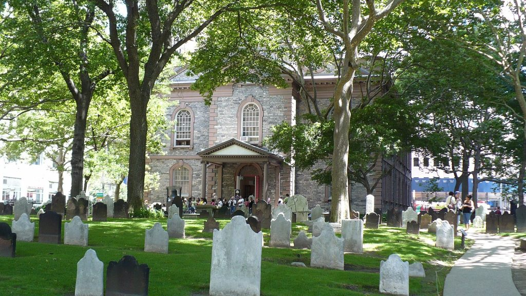 Saint Paul's Graveyard