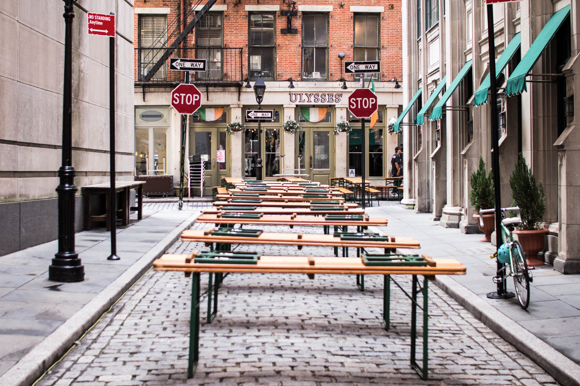 Stone Street Dining Tables