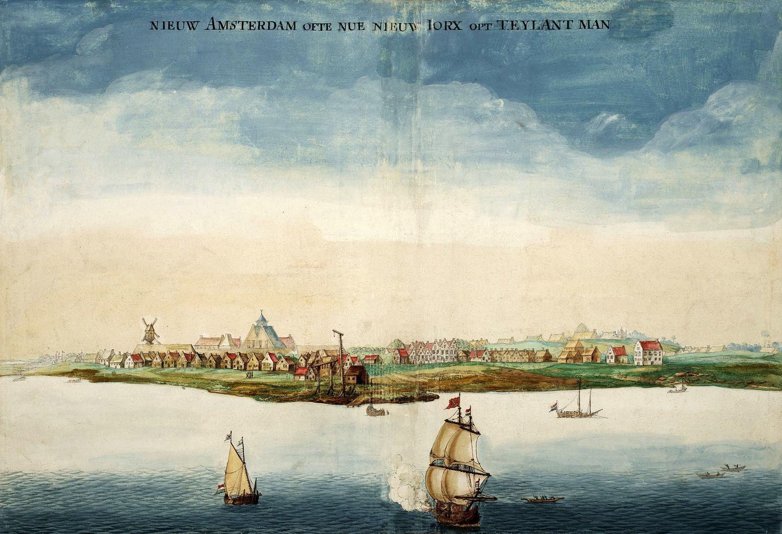 Dutch New Amsterdam