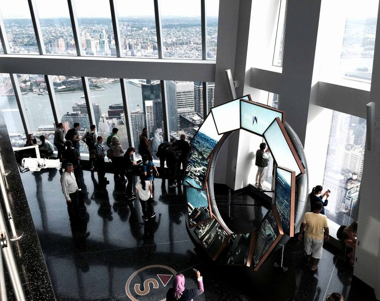 One World Observatory at Freedom Tower